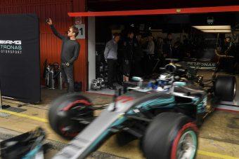 Rosberg: Bottas fejben tökéletes