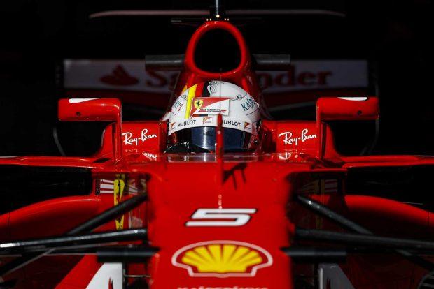 F1: Vettel csitít, szerinte nem a Ferrari a favorit