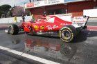 F1: Ricciardo drukkol a Ferrarinak