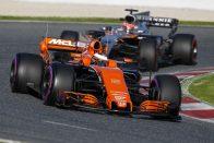 F1: Álhíreket emleget a McLaren