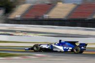 F1: A Sauber eleve sereghajtóként indul