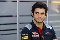 F1: Sainz magyarázza a bizonyítványt