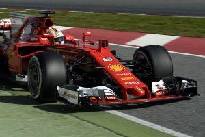 F1: Villámgyors a Ferrari, Vettel csak játszott a mezőnnyel