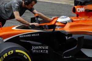F1: Összeomlás a McLarennél