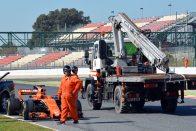 F1: Alonsónál csak a beugrók vezettek kevesebbet