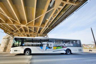 Akár Budapesten is feltűnhet az új magyar busz