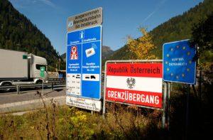 Milliós bírságok az osztrák utakon