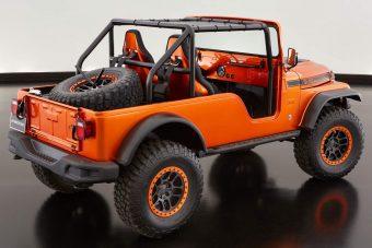 Jeep-fantáziák kősivatagra és rajongásra