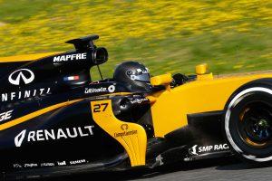F1: Hülkenberg végre sisakot választott