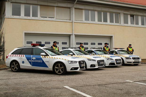 A TT mellett más hazai gyártású Audi is található a lébényi garázsban
