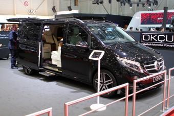 Luxusbusz 220 ezer euróért Isztambulból