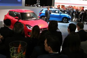Videó: beültünk az új Suzuki Swiftbe