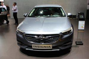 Kicsit sem franciás az új Opel Insignia