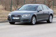 Teszt: Audi A4 Design 1.4 TFSI S tronic
