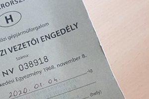 Erről a magyar jogosítványrol nem sokan hallottak, pedig létezik