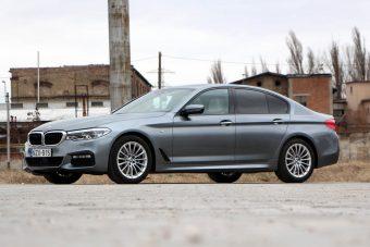 Az új ötös BMW már nem a vezetésről szól