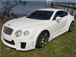 Eladhatatlan rémség a Bentley gúnyába csomagolt Mustang