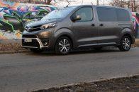 Teszt: Toyota Proace Verso 2,0 D-4D