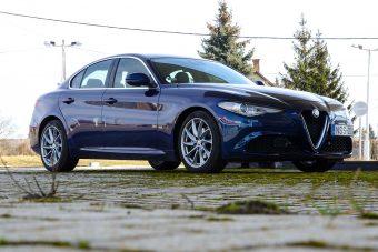 Az Alfa Romeo Giulia felnyitotta a szemem, mindent értek