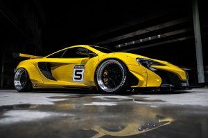 Ennél menőbb McLarent nem látsz ma!