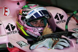 F1: Perezt beidézték a versenybírók