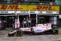 F1: Legendás nevet kap a Force India?
