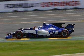 F1: Újabb büntetés a futam előtt