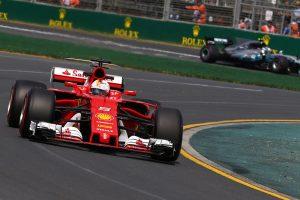 F1: Vettel pályarekorddal az élen, az újonc a falban