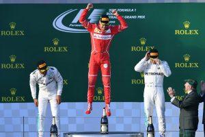 F1: Ferrari-győzelem a szezonnyitón