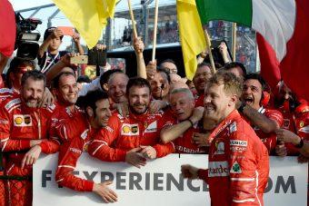F1: Ez a Ferrari-győzelem mindenkié