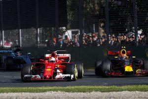 F1: 2017-re kicsinálták az előzéseket