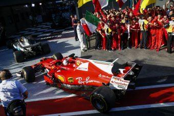 F1: A Mercedes nem pánikol a Ferrari miatt