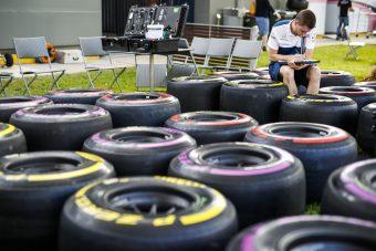 F1: Jöhet a Pirelli rágógumi-gumija