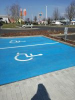 Így kellene kinéznie minden rokkant parkolónak