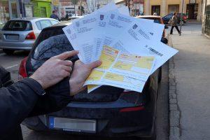 750 ezres bírsággal sokkoltak egy autóst