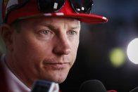 Ferrari-elnök: Räikkönennel el kell beszélgetni!