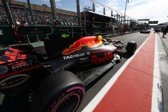 F1: Tavasszal dönt a motorról a Red Bull