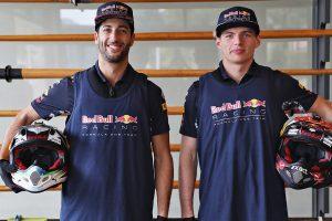 F1: Ricciardo kisiklatná a Verstappen-expresszt