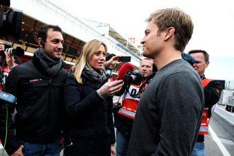 Rosberg: Kizárt, hogy a Ferrari legyőzze a Mercedest