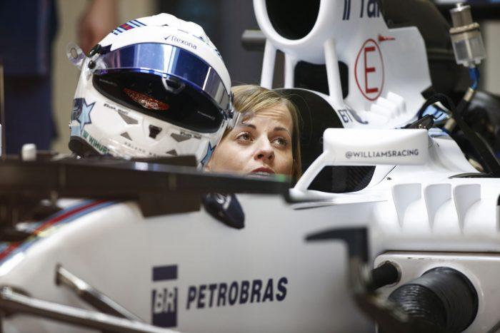 Wolff 2012-15 között volt a Williams tesztpilótája, teszteken és szabadedzéseken is vezetett