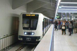Nem nyitogathatják az utasok a pesti metrók ajtóit