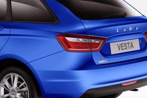 Nézd meg a Lada Vesta kombit!