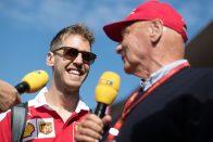 """F1: Vettel a Mercedesnél? """"Baromság!"""""""