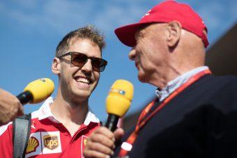 F1: Lauda megkérdőjelezte Vettel manőverét