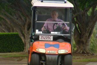 Egy 92 éves bácsit kaptak gyorshajtáson