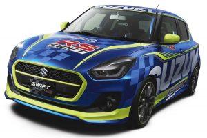 Sportkupékat fog lenyomni az új Suzuki Swift Sport