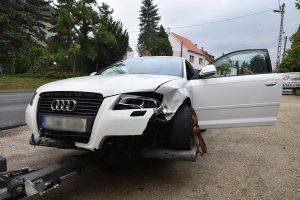 Pars Krisztián autóját csúnyán összetörte a szerelője, nem lennénk a helyében