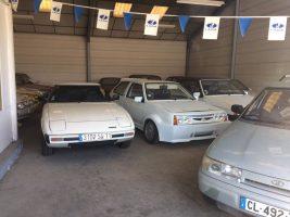 Franciaországban magára hagytak egy Lada-kereskedést, tele autókkal