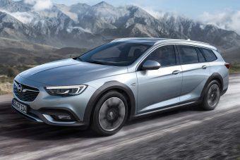 Terepre merészkedik az Opel sportkombija