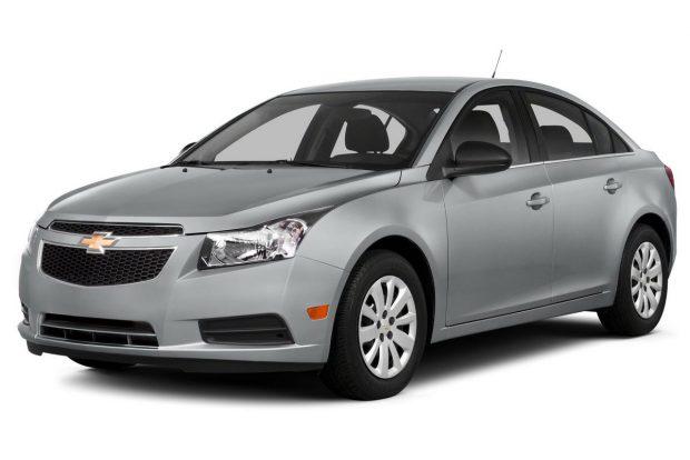 Chevy Cruze. Alias Opel Astra J. Csak épp Opel-emblémával sokkal drágább